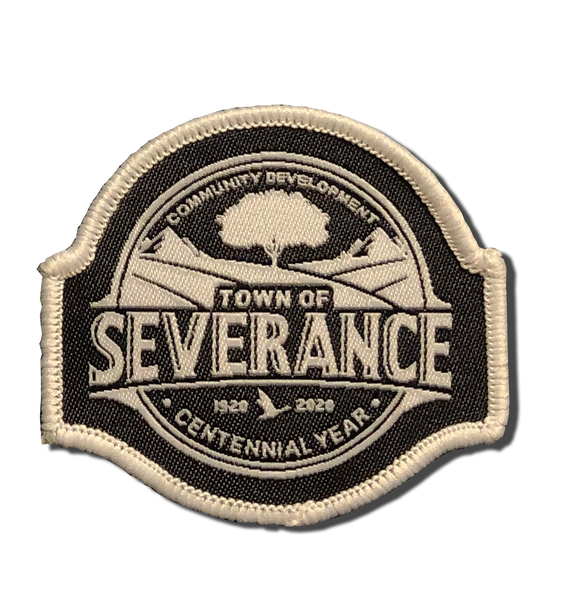 Town of Severance Patch. A-B Emblem Photo Gallery image.