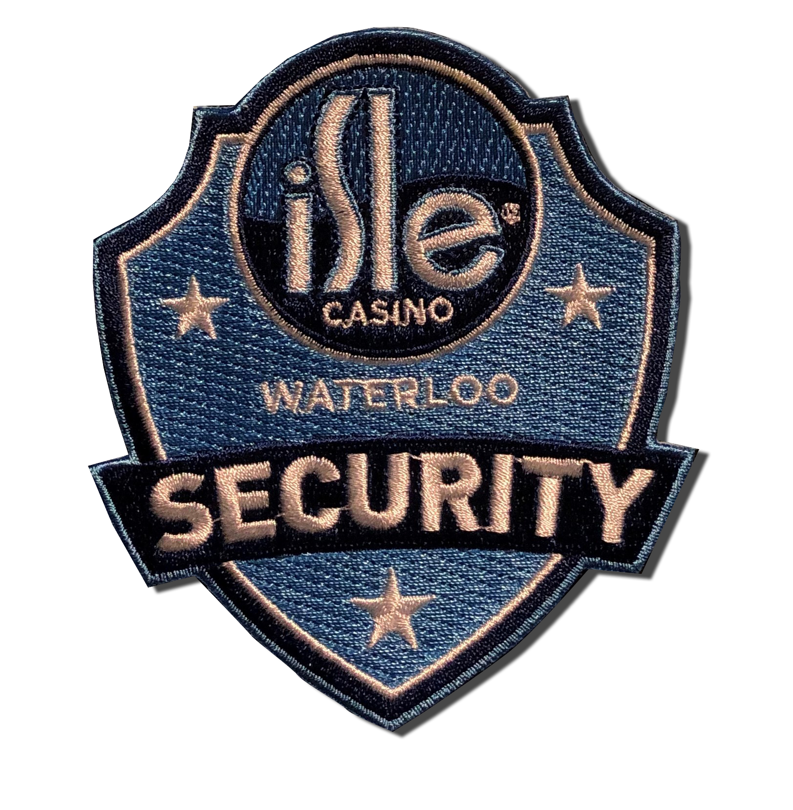A-B Emblem Photo Gallery Image. Isle Casino Waterloo Security Patch